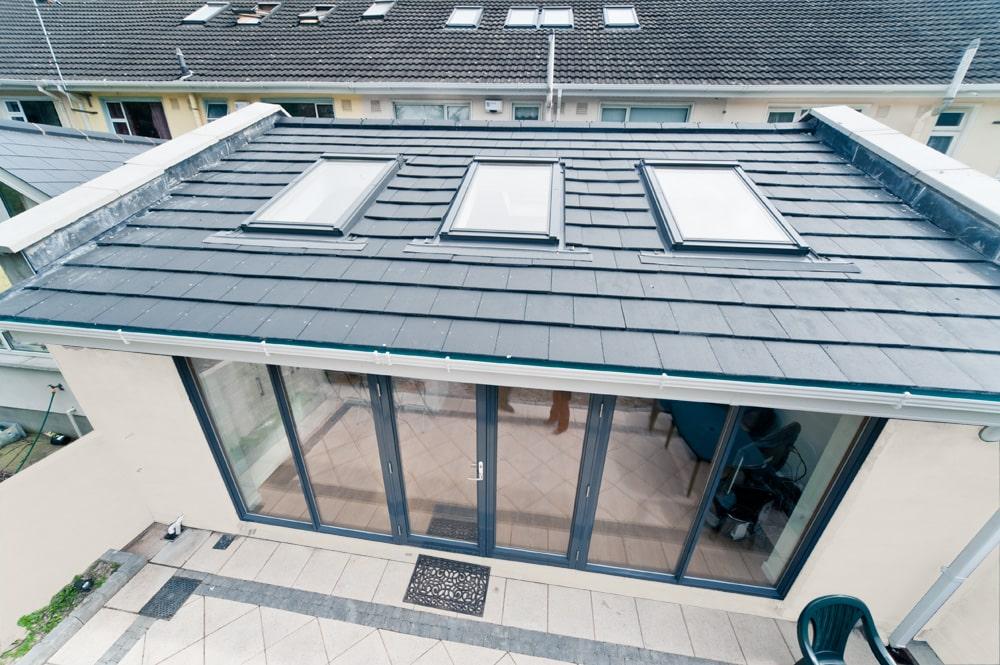 Velux Windows and Glazing for maximum light