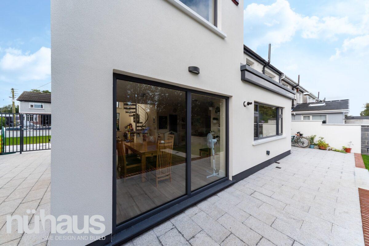 House external insulation